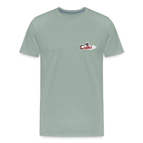 Infinity Knee png - Men's Premium T-Shirt