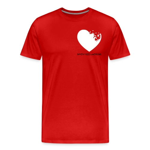 Appaloosa Heart - Men's Premium T-Shirt