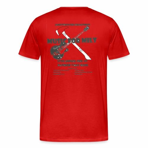 2018 Pre-St. Patricks Day Bash - Men's Premium T-Shirt