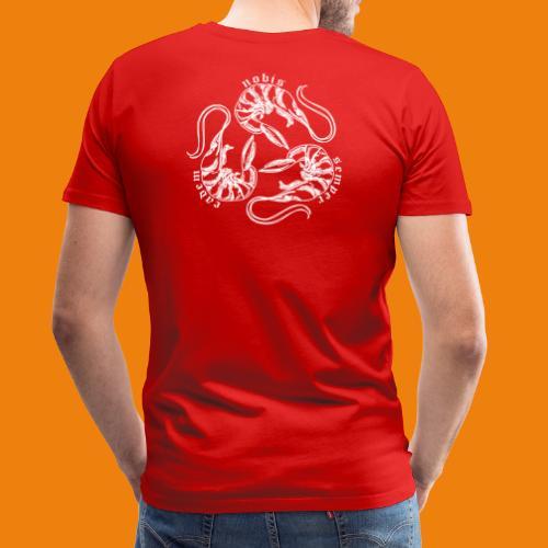 Final and Most Erect Shrimp - Men's Premium T-Shirt