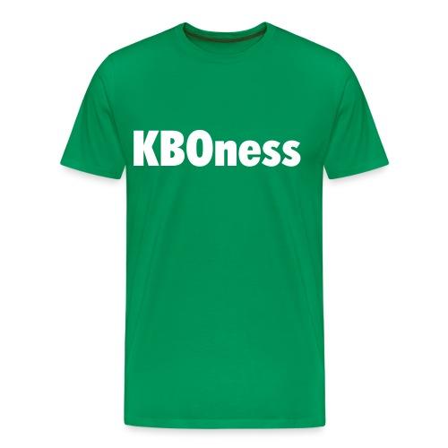 KBOness - Men's Premium T-Shirt