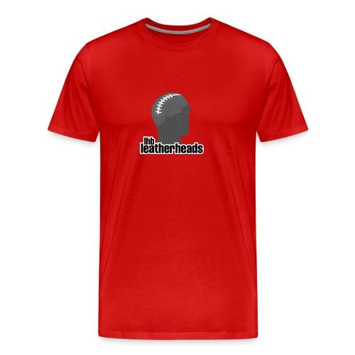 leatherhead logo redtshirt - Men's Premium T-Shirt