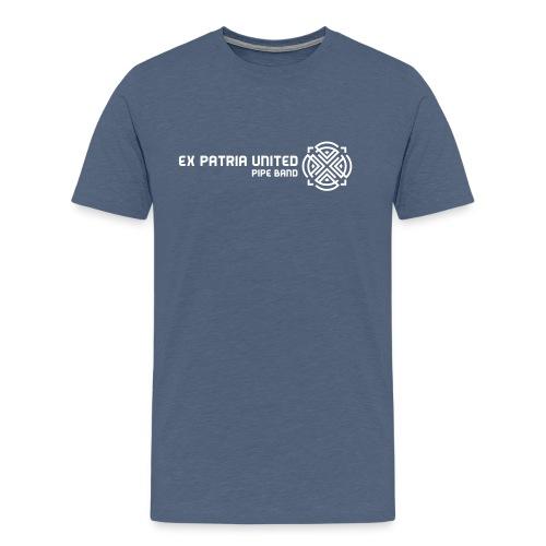 1148830 15363686 expatria white orig - Men's Premium T-Shirt