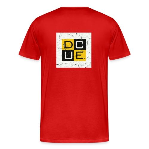 peelinggreywall - Men's Premium T-Shirt