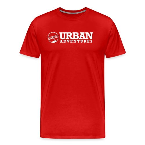 UA primary no tag REV - Men's Premium T-Shirt
