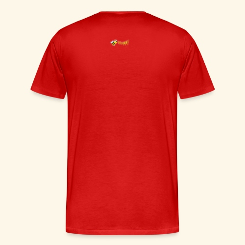 Be Happy - Men's Premium T-Shirt