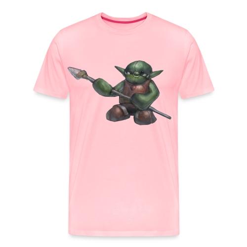 Ferocious Orc m - Men's Premium T-Shirt