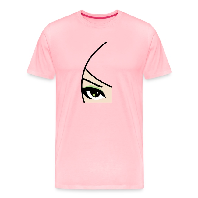 Banzai Chicks Single Eye Women's T-shirt