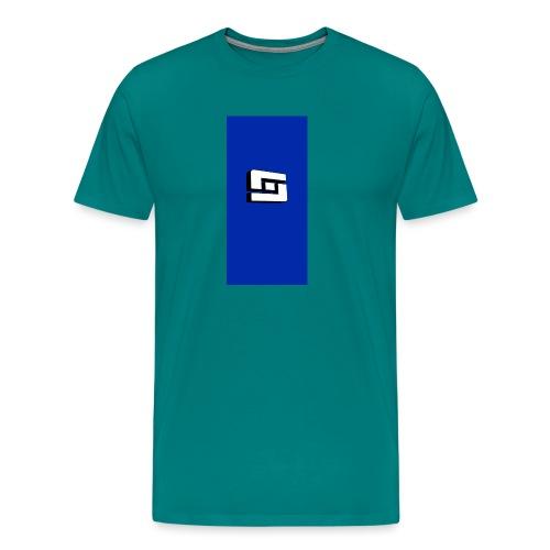 whites i5 - Men's Premium T-Shirt