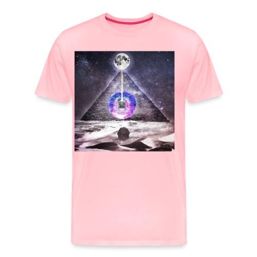 Egyptian Moon - Men's Premium T-Shirt