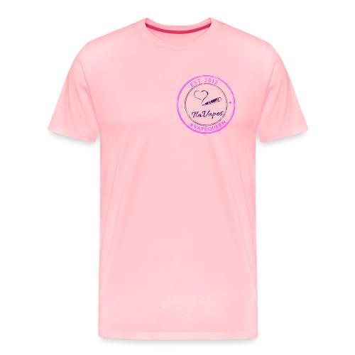 TiaVapes Logo - Men's Premium T-Shirt