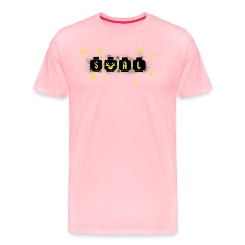 SOAL Design 01 png - Men's Premium T-Shirt