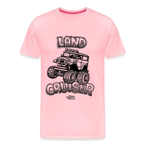 4x4 Toyota Land Cruiser - Men's Premium T-Shirt