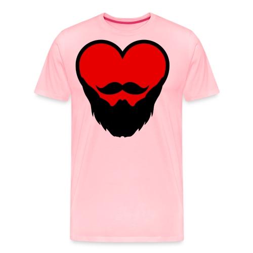 BIGBEARDLOVE - Men's Premium T-Shirt
