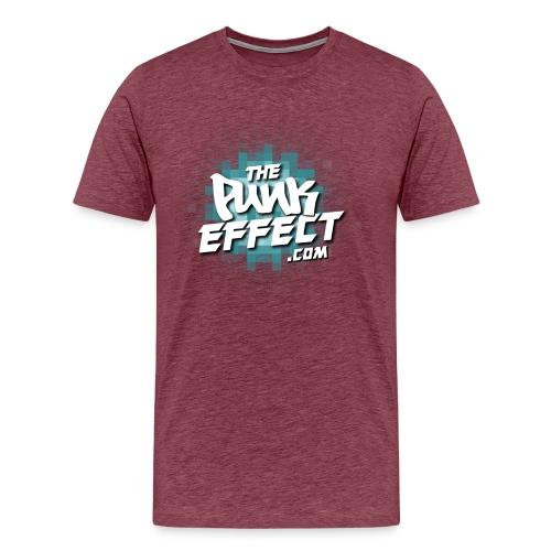 punkeffect web final - Men's Premium T-Shirt