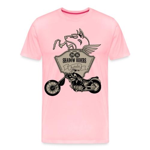 SRA T FRONT Fancy - Men's Premium T-Shirt