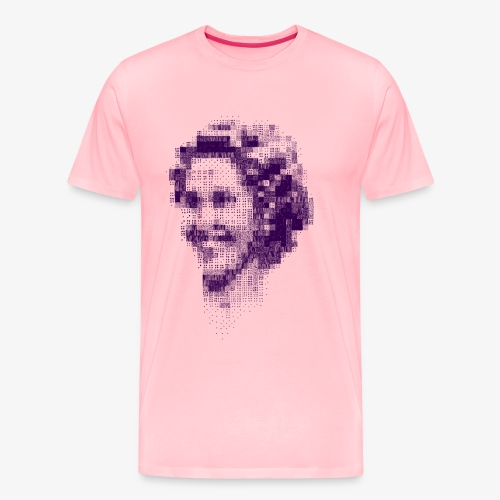 flo2 - Men's Premium T-Shirt