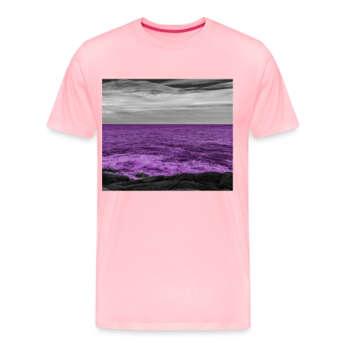 Codeine Ocean - Men's Premium T-Shirt