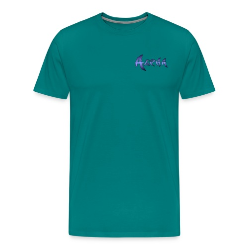 Alpha Black - Men's Premium T-Shirt