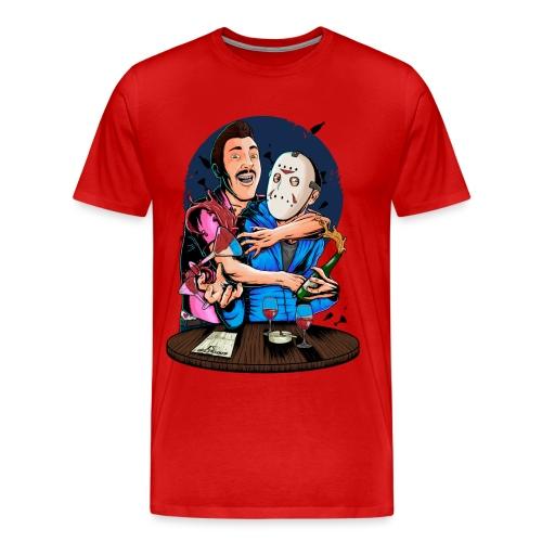 Carlos 4 Delirious Design Male png - Men's Premium T-Shirt