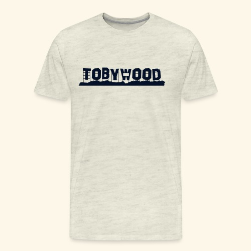 TobyWood - Men's Premium T-Shirt