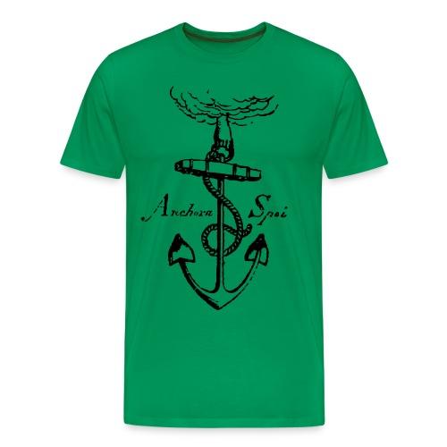 vintage anchor - Men's Premium T-Shirt