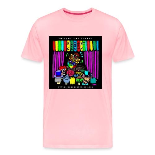 Blight in the Theater - Men's Premium T-Shirt