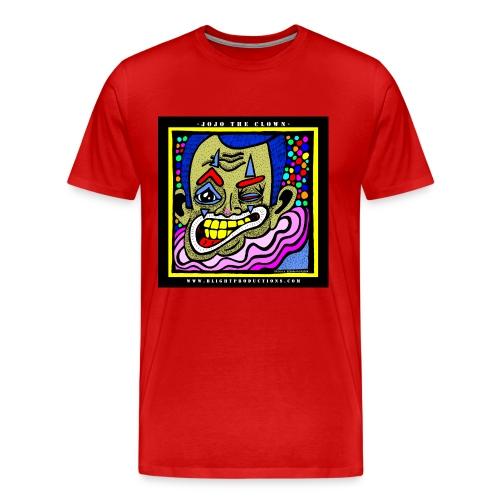 Jojo The Clown - Men's Premium T-Shirt