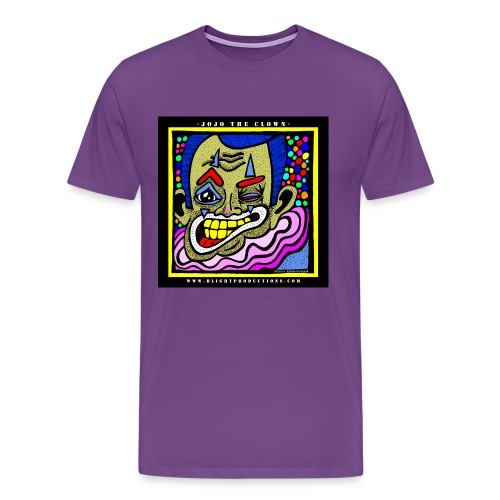 Jojo The Clown - Men's Premium T-Shirt