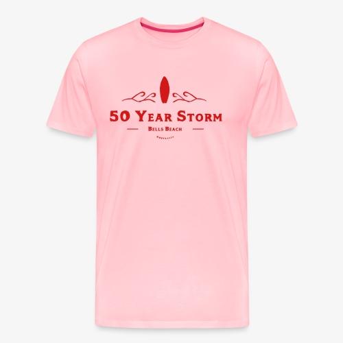 50 Year Storm - Men's Premium T-Shirt