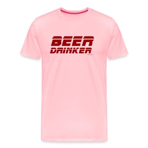 Beer Drinker - Men's Premium T-Shirt