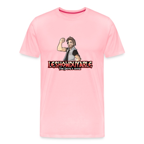 LeShowDuyable Hola! - Men's Premium T-Shirt