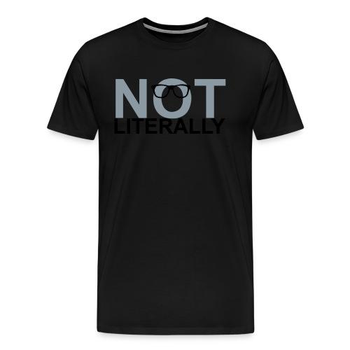 nl logo 01 - Men's Premium T-Shirt