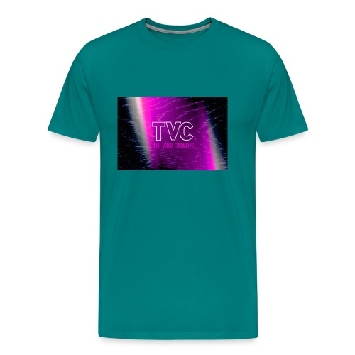 Pink Woodie TVC - Men's Premium T-Shirt