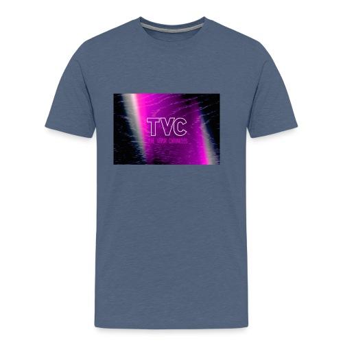 Pink Woodie TVC - Men's Premium T-Shirt