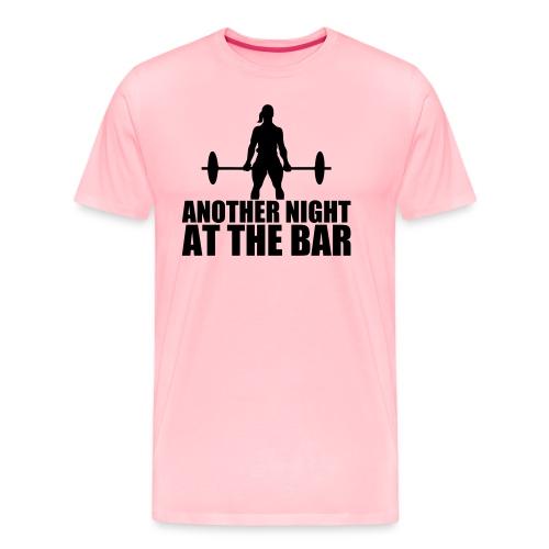 Another Night at the Bar - Men's Premium T-Shirt