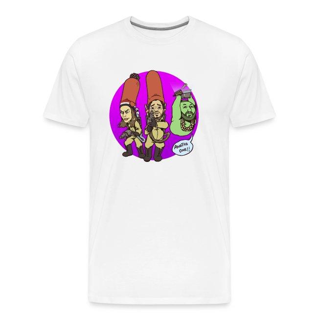 memebusters anotha one purple