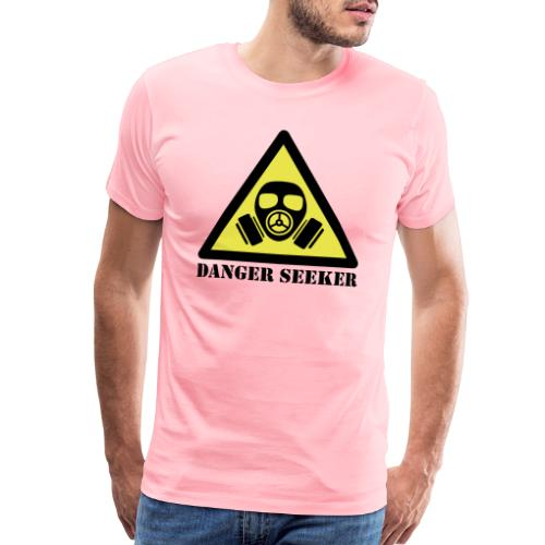 Danger Seeker - Men's Premium T-Shirt