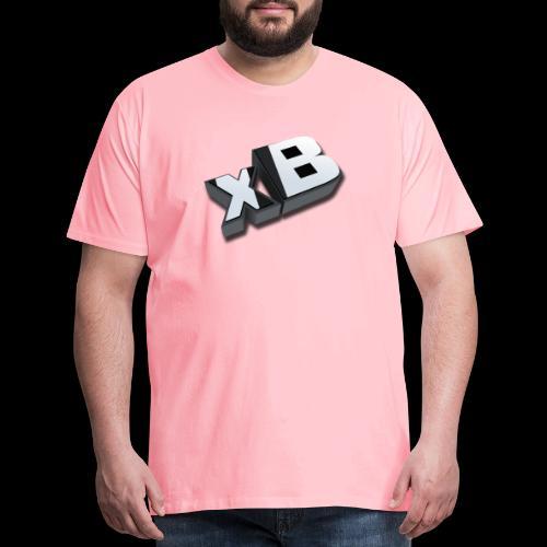 xB Logo - Men's Premium T-Shirt