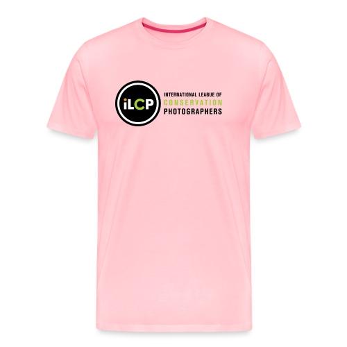 iLCP logo horizontal RGB png - Men's Premium T-Shirt