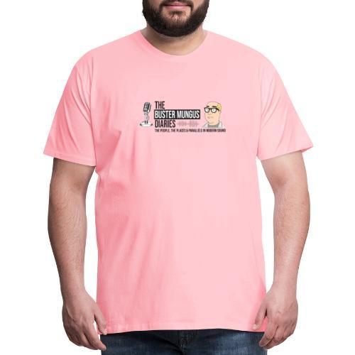 The Buster Mungus Diaries - Men's Premium T-Shirt