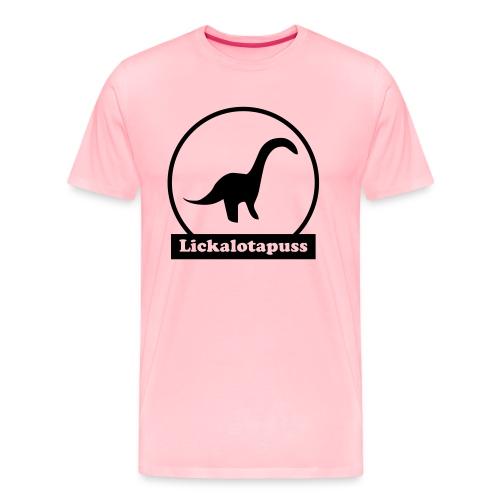 Lickalotapuss - Men's Premium T-Shirt