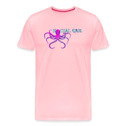 Octopus life - Men's Premium T-Shirt