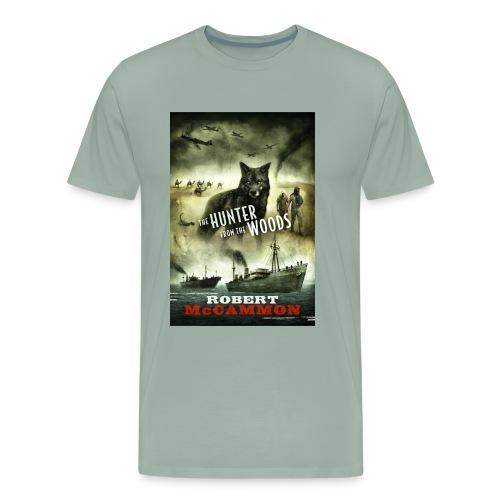 the hunter from the woods design - Men's Premium T-Shirt