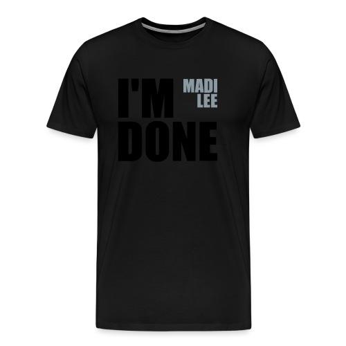 madilee2color - Men's Premium T-Shirt