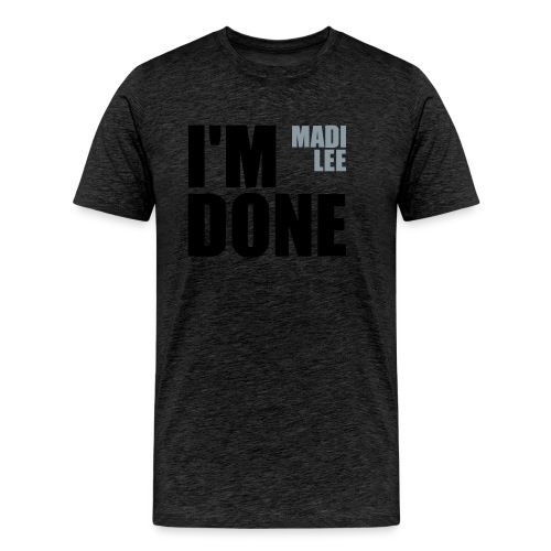 madilee2color - Men's Premium T-Shirt