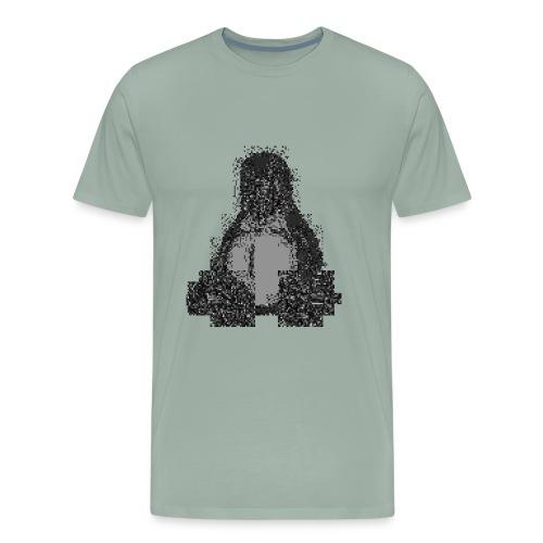 ECB Penguin - Men's Premium T-Shirt