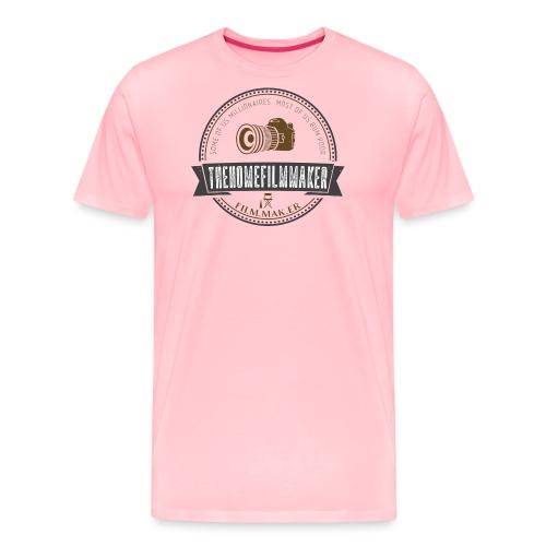 Thehomefilmmaker vector file4 png - Men's Premium T-Shirt
