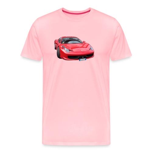 Ferarri 458 italia - Men's Premium T-Shirt