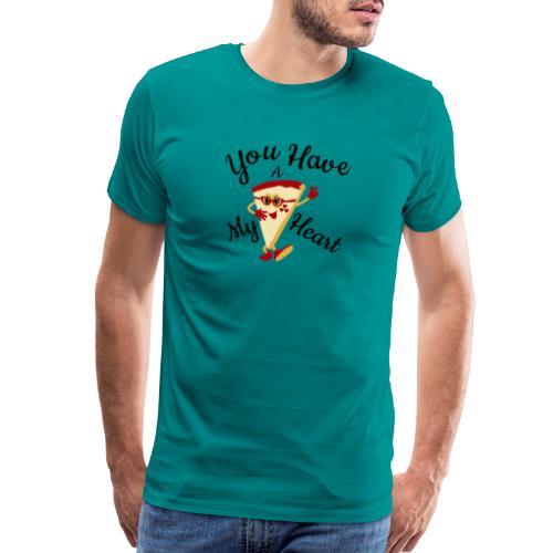You Have A My Heart - Men's Premium T-Shirt